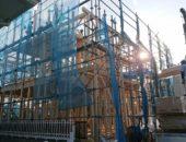 金沢区で横浜赤レンガの家上棟しました