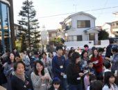 レンガの家 イベント 注文住宅 餅つき 横浜