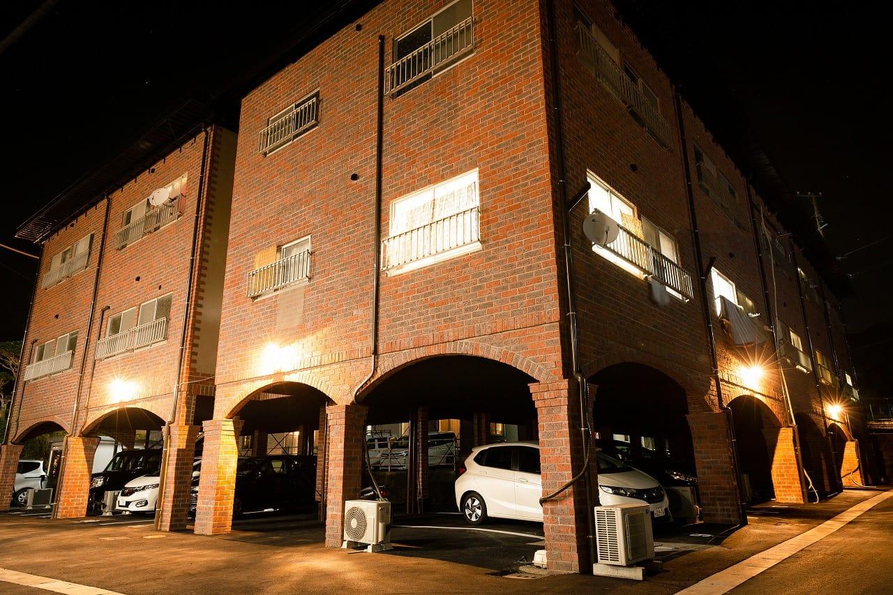 賃貸併用住宅 レンガの家 3階建て 注文住宅
