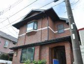 本日からオープン!煉瓦の家に生まれ変わった「体験ハウス」。