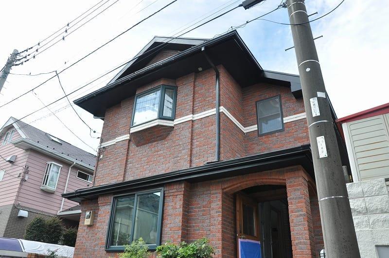 横浜(神奈川県)でレンガの家の注文住宅・新築ー戸建てならせらら工房
