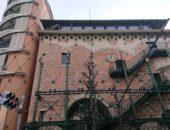 街で見かけた素敵な煉瓦の建物