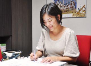 横浜市の工務店「せらら工房」のスタッフ 加田 奈美