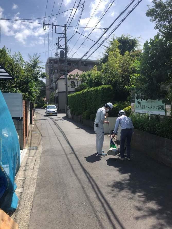 神奈川の工務店、品質管理が命