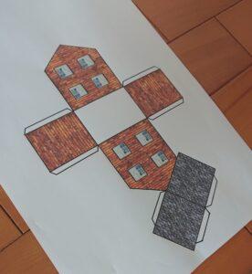 横浜の注文住宅レンガの家、地震に強い耐震等級3