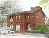 3月10日(日)二世帯住宅の「レンガ積みの家」完成内覧会開催