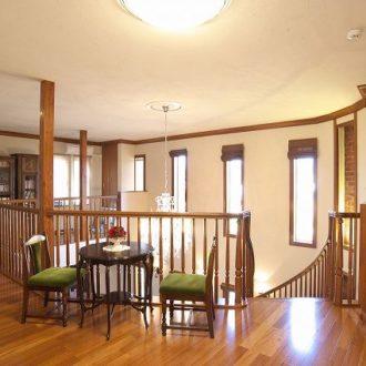 2階のホール