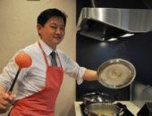 「陳さんの水餃子教室」開催しました!