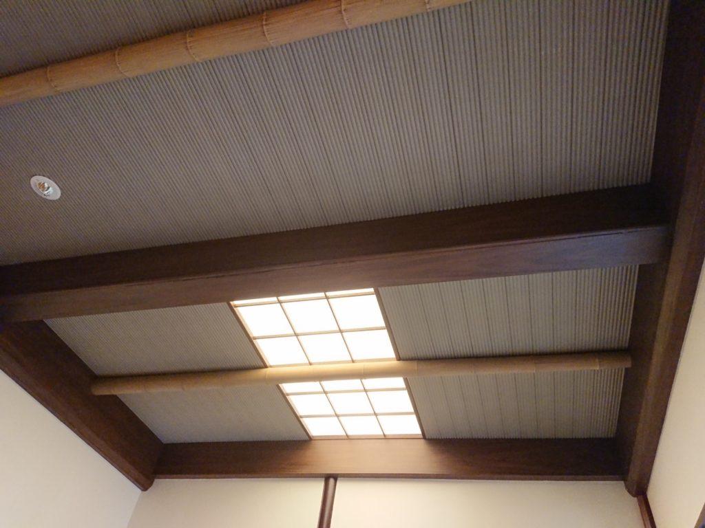 神奈川の注文住宅、床暖房のある家。