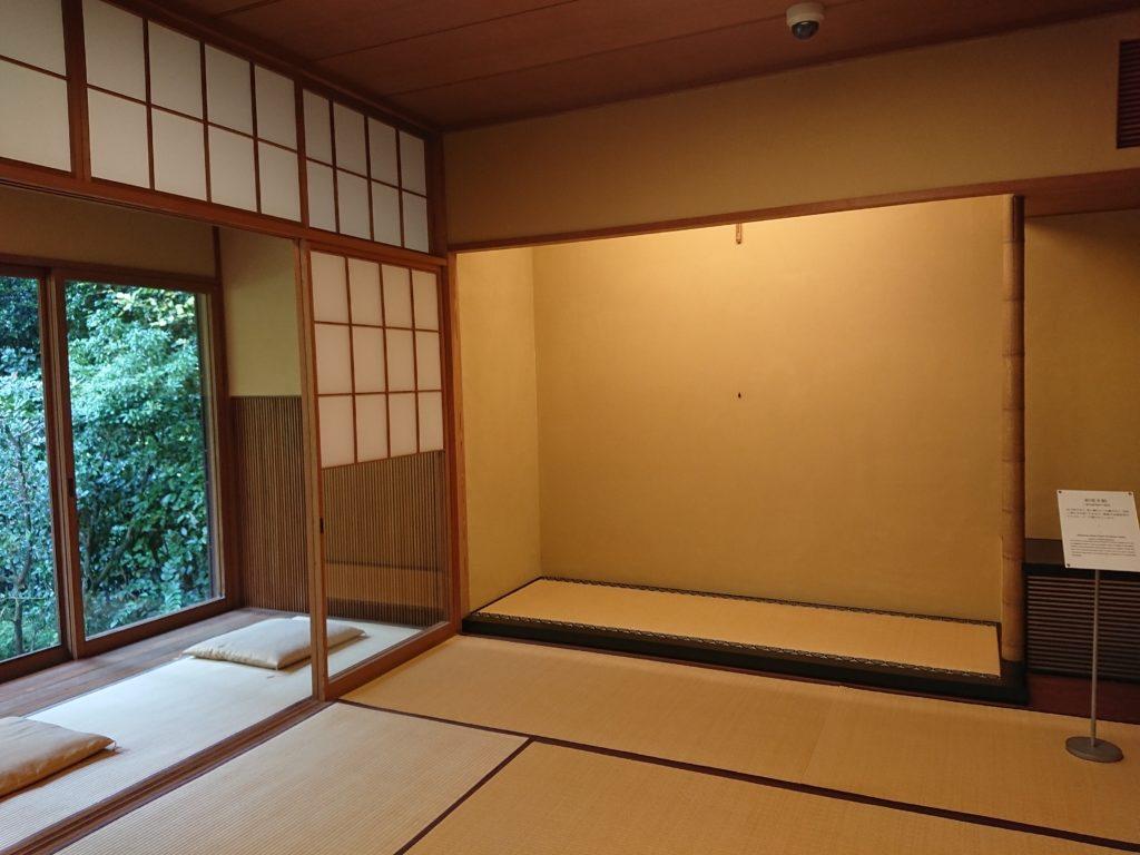 神奈川の注文住宅、和室のある家。