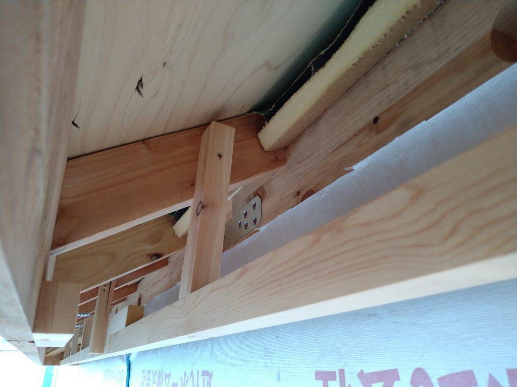 神奈川の注文住宅、屋根断熱・屋根遮熱工法、夏涼しい家。