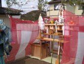 地鎮祭 レンガの家がぞくぞくと着工します
