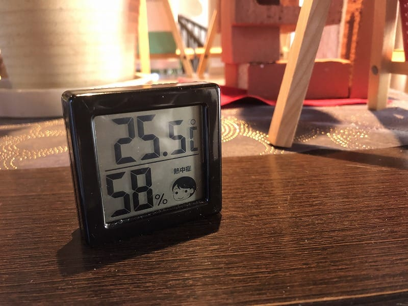 神奈川の工務店、熱中症対策。
