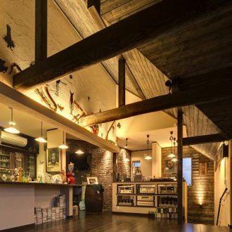 2階勾配天井 開放的空間