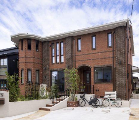神奈川の工務店「せらら工房」の施工事例 家族が安心して暮らす二世帯住宅
