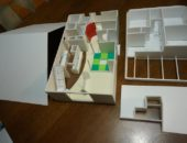 手作り模型